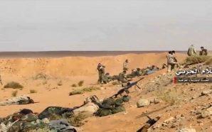التحالف الدولي يعزز قواعده في دير الزور وسط استمرار المواجهات…