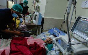 اليونيسيف تطالب بإجلاء 137 طفل مريض من الغوطة الشرقية