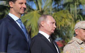 فلاديمير بوتين: التسوية السورية وصلت إلى مراحل متقدمة على طريق…