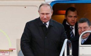 فلاديمير بوتين يأمر من حميميم ببدء التحضير لسحب القوات الروسية…