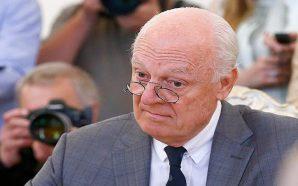 دي ميستورا يرحل ملفي الدستور والانتخابات إلى مؤتمر سوتشي والمعارضة…