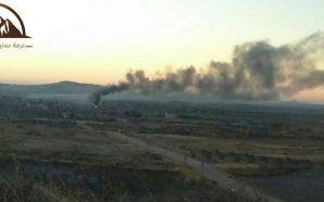 فصائل المعارضة تنجح بصد محاولات متكررة لاقتحام الغوطة الغربية وتكبد…