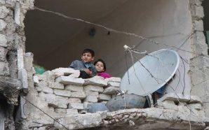 """الأزمة الإنسانية التي تشهدها سوريا """"معاناة يعجز اللسان عن وصفها"""""""