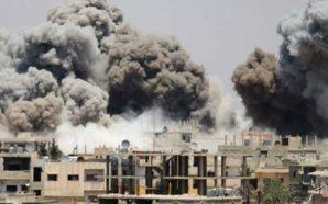 قصف مكثف على أحياء درعا البلد بالتزامن مع حملة اعتقالات…