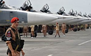الدفاعات الأرضية في قاعدة حميميم تتصدى لهجوم جديد بطائرة مسيرة