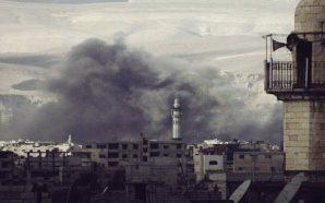 النظام يواصل حملته على الغوطة الشرقية واللاجئون السوريون ينظمون احتجاجات…