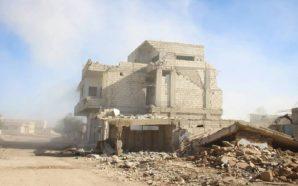 غارات وقصف مدفعي على الغوطة الشرقية وسقوط عدد من عناصر…