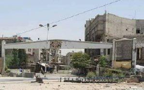 قوات النظام تبدأ عملية عسكرية واسعة لطرد تنظيم داعش من…