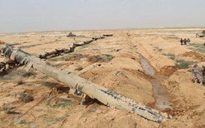 الجيش الأردني يحبط مخططا لتهريب أسلحة وإرهابيين عبر التابلاين