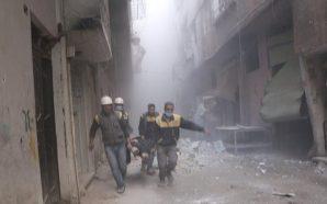 تنديد عربي وأوروبي بالحملة الإجرامية على الغوطة الشرقية