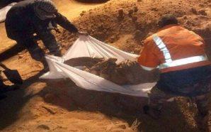 العثور على مقبرة جماعية تضم 34 جثة غربي الرقة
