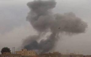التحالف الدولي يقصف مواقع تنظيم داعش في مدينة هجين بريف…