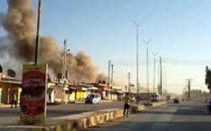 التحالف يغير على مواقع لداعش في الحسكة مع استمرار المواجهات…