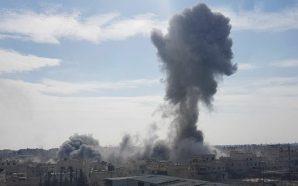 ماكرون يطلب إعلان هدنة في الغوطة الشرقية والصليب الأحمر يطالب…