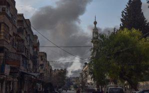 قوات النظام تواصل قصفها لمدن وبلدات الغوطة والأمم المتحدة تكتفي…