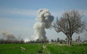قوات النظام تفشل في اقتحام الغوطة الشرقية وترتكب مجازر مروعة…