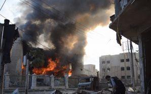 قوات النظام تشن هجوما هو الأعنف على الغوطة منذ أيام…