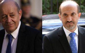 باريس: ننسق مع أحمد الجربا لتفعيل الهدنة الإنسانية في الغوطة…