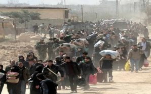 الأمم المتحدة تحذر من موجة نزوح في الغوطة وتبدي استعدادها…
