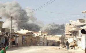 ارتفاع عدد ضحايا مجزرتي كفربطيخ ومخيم حاس وقوات النظام تواصل…