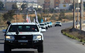 خروج دفعة جديدة من مرضى الغوطة مع مواصلة التحالف الدولي…