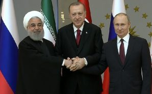 انطلاق أعمال القمة التركية الروسية الإيرانية حول سوريا في أنقرة