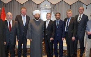 برلمانيون ألمان في دمشق لدعم مشاريع إعادة الإعمار وعودة اللاجئين