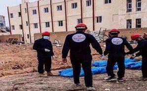 العثور على مقبرة جماعية في الرقة تضم عشرات الجثث لمدنيين…