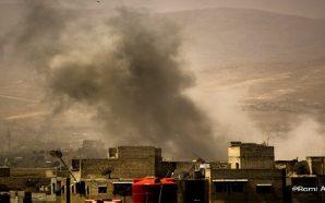 قوات النظام تخلي مواقعها في القلمون لصالح تنظيم داعش وتواصل…