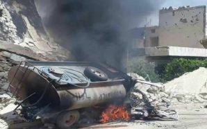 مقتل سيدتين وعدد من الأطفال بقصف جوي ومدفعي نفذته قوات…