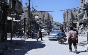 منظمة الدفاع المدني تخشى من تضليل النظام لفريق مفتشي منظمة…