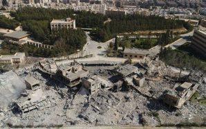 سيرغي شويغو يعتبر الضربة الغربية لمواقع الأسلحة الكيميائية في سوريا…