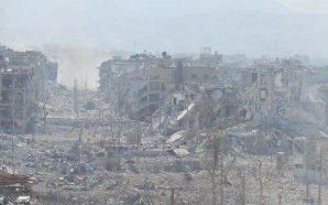 عشرات الآلاف من أهالي مخيم اليرموك في انتظار تحقق أمل…