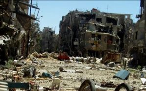 تواصل العمليات العسكرية ضد تنظيم داعش في دمشق وروسيا تنشر…