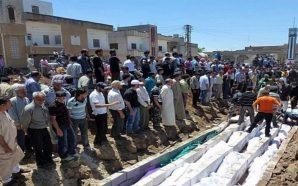 توثيق أكثر من 50 مجزرة تطهير طائفي ارتكبتها قوات النظام…