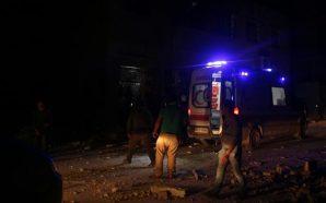 ارتفاع عدد ضحايا الانفجار الذي هز مدينة إدلب ومفخخات جديدة…