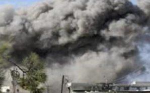 ارتفاع عدد قتلى الهجوم الجوي مجهول الهوية على مواقع المليشيات…