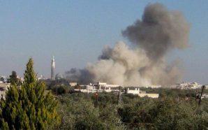 طيران التحالف يغير على مواقع داعش في الحسكة ويواصل قصفه…