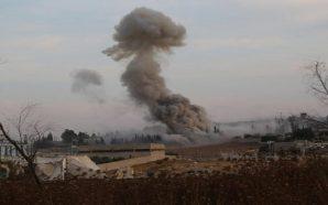 قصف جوي ومدفعي على اللطامنة وكفرزيتا يوقع إصابات في صفوف…