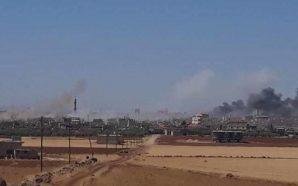مطالب دولية وأممية بوقف العمليات العسكرية جنوبي سوريا