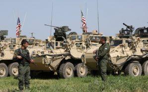 مسؤولون أمريكيون يناقشون مصير السلاح الذي أدخلوه لمحاربة داعش في…