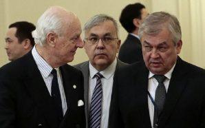 عقبات جديدة تعيق تشكيل اللجنة الدستورية مع تصاعد الخلاف الروسي…