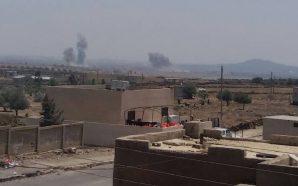 لليوم الثاني على التوالي.. معارك عنيفة في حوض اليرموك بين…