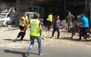 """آقبيق: إجلاء متطوعي """"الخوذ البيضاء"""" من سوريا عملية إنسانية بحتة…"""