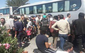 قوات النظام تعتقل عددا من مهجّري درعا يرجّح أنهم من…