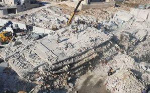 مقتل وإصابة العشرات من المدنيين في انفجار مخزن أسلحة بمدينة…