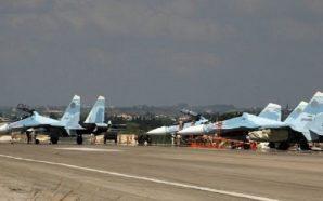 الجيش الروسي يسقط طائرة مسيرة حاولت الاقتراب من قاعدة حميميم