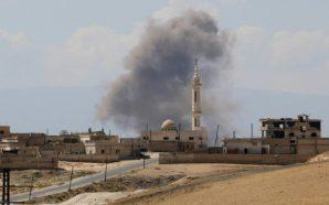 قوات النظام تتقدم شمال خان شيخون وتحاصر قوات المعارضة داخل…