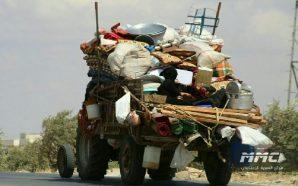 الآلاف من أهالي المنطقة العازلة في إدلب يعودون إلى منازلهم…