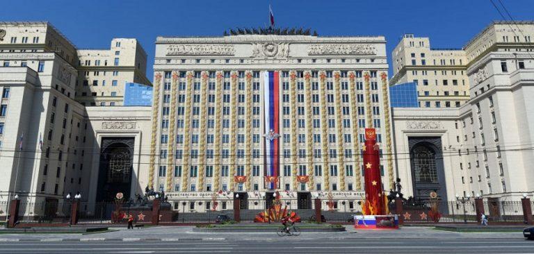 وزارة الدفاع الروسية تنشر تفاصيل إسقاط طائرتها قبالة ...